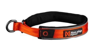 collar naranja non-stop